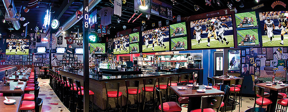 Sports Bar TV Arrays