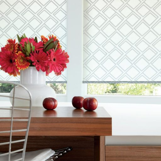 Solar Roller Shades - Complementary to Traditional and Contemporary Designs, Protection from UV Rays